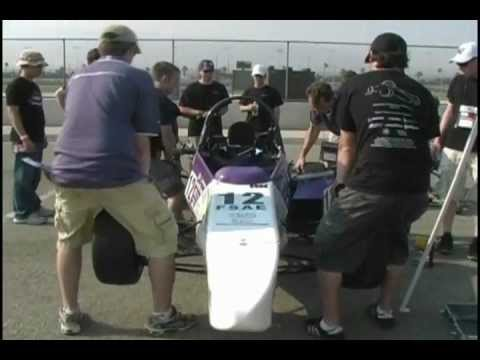 2008-2009 T20 UW Formula SAE Promotional Video
