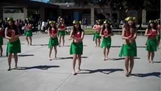 Repeat youtube video He Mele No Lilo / Ote'a - UCHS Polynesian Dance Team @ UCHS Club Rush