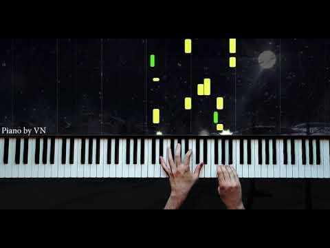 Ah Bir Ateş Ver - Piano by VN