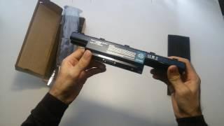 видео Ремонт ноутбука ACER Extensa 6600