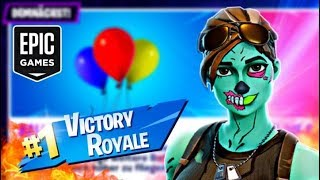 Update izz da! 🎈Ballons, Ghoul Trooper und bald Skins verschenken!? │Fortnite Battle Royale