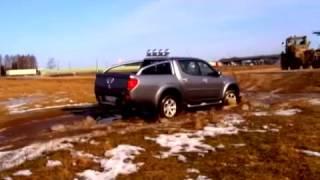 Тест драйв Mitsubishi L200 2014 Наши тесты АВТО ПЛЮС