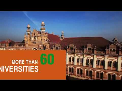 Vibrant Gujarat 2017: Gujarat's Knowledge Economy (English)