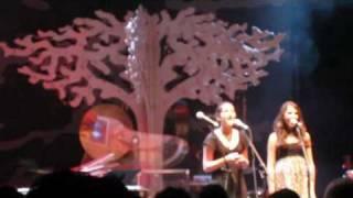 Jade Zaroff & Euphoria opening for Imogen Heap