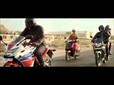 Dekho Dekhe yeh zamana full songs honda bike ads