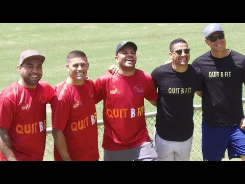 National Indigenous Touch Football Knockout 2017