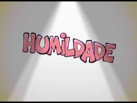 Desenho Sobre A Humildade Youtube