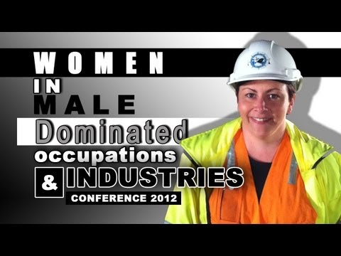 Women In Male Dominated Occupations