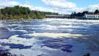 Wisconsin River Flood Stage Mexicali Rose Lower Dells Boat Tours Area