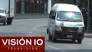 Noticias del Estado de México / Retiro de transporte público por Mexibús