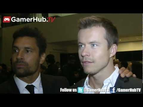 Spartacus War of the Damned Actors Manu Bennett & Todd Lasance Talk Legends Game