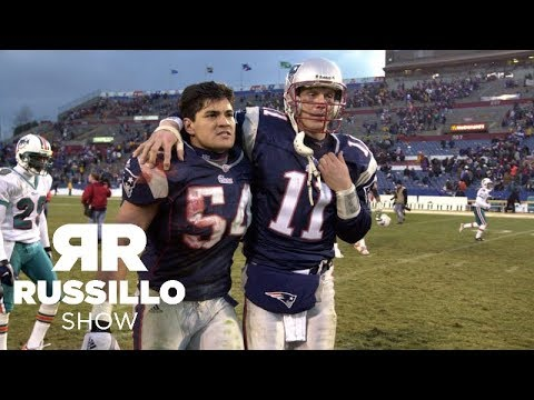Tedy Bruschi on the time he accidentally broke Drew Bledsoe