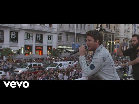 Dani Martin - La Montaña Rusa Por las Calles de Madrid