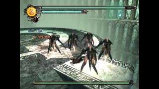 Chaos Legion - Final Stage Battle - LAST BOSS ( Delacroix & Azrail ) without scene