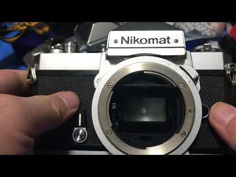 Checking Nikkormats