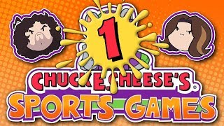 chuck e cheese s sports games i am friend dog part 1 game grumps vs