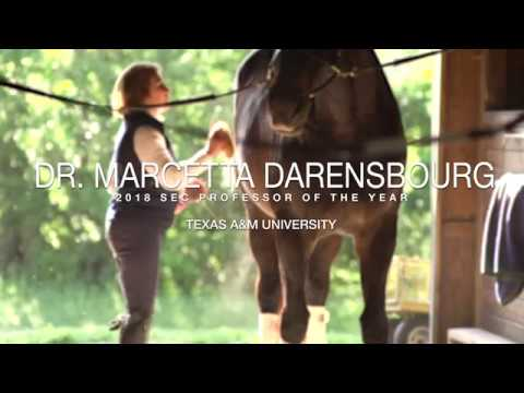 Texas A&M Science - Meet Marcetta Darensbourg, 2018 SEC Professor of the Year (EXTENDED VERSION)