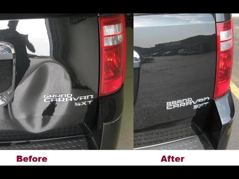 How Much Does Paintless Dent Removal Cost - Cheaper than a ...