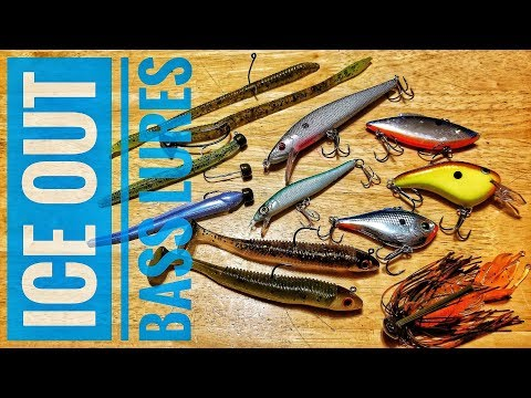Best Early Spring Bass Fishing Baits! | Fish These Baits In COLD WATER