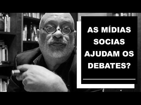 As mídias socias ajudam os debates? - Luiz Felipe Pondé
