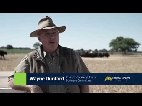Wayne Dunford says the Inland Port at Parkes will open up a hell of a lot of opportunities