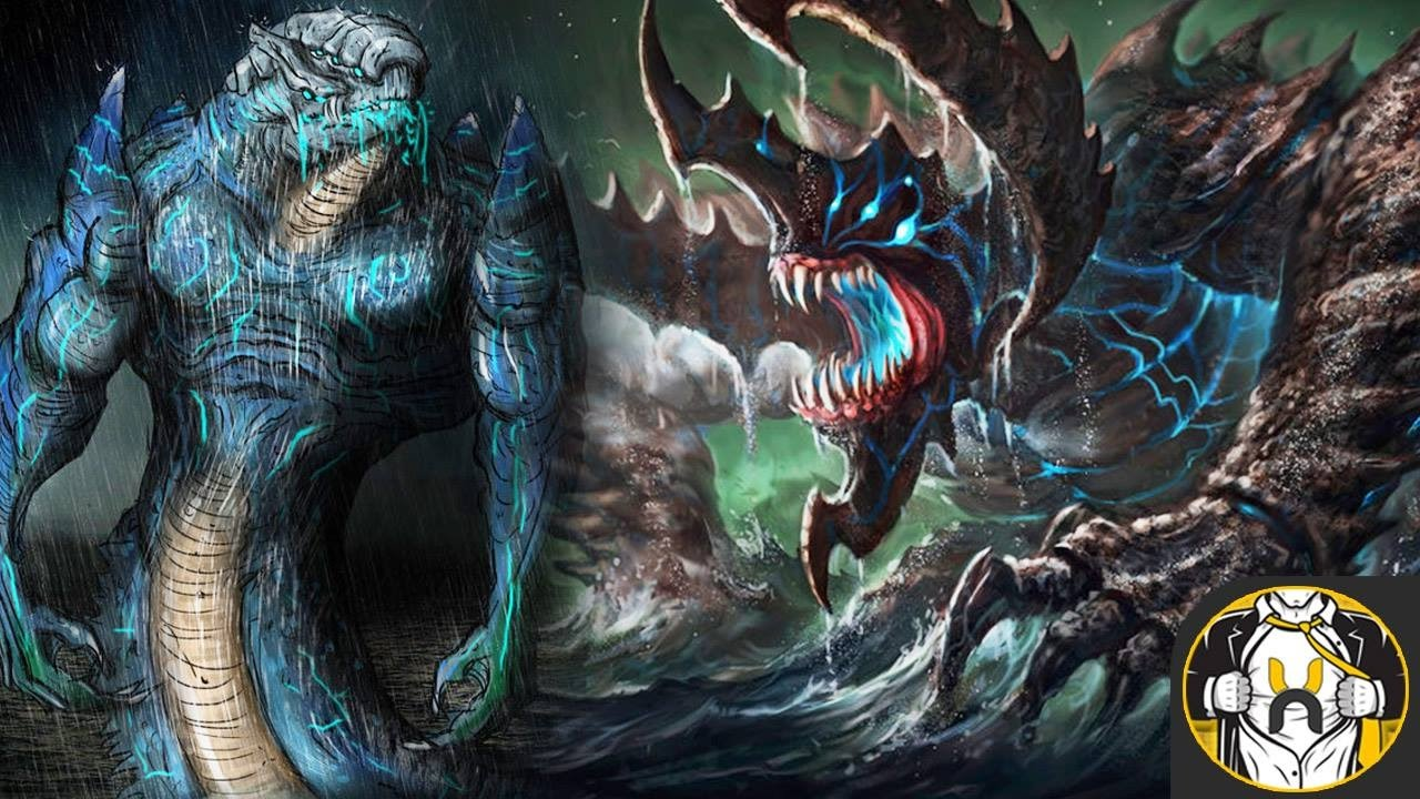 Category-6 Kaiju Predictions | Pacific Rim: Uprising - YouTube Pacific Rim Kaiju Category 2