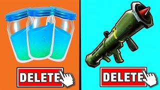 These 10 Things Got REMOVED From Fortnite ~ Fortnite Battle Royale Top 10