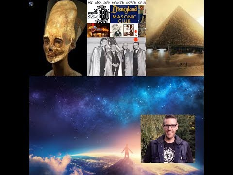 Ancient Technology/Occult Symbolism/ Interdimensional Contact with Jonny Enoch