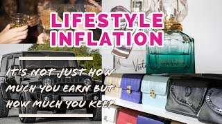 Lifestyle Inflation- How to avoid lifestyle creep
