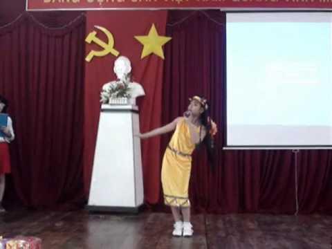 Cô giáo em là hoa Ê Pang Thuy Tien