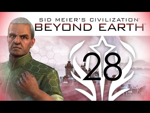Civilization: Beyond Earth Gameplay #28 (Brasilia, Purity)