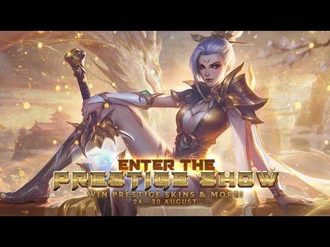 Enter the PRESTIGE SHOW Win Prestige Skins & More | League of Legends