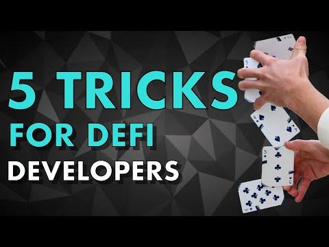 5 Tricks for DeFi Developers