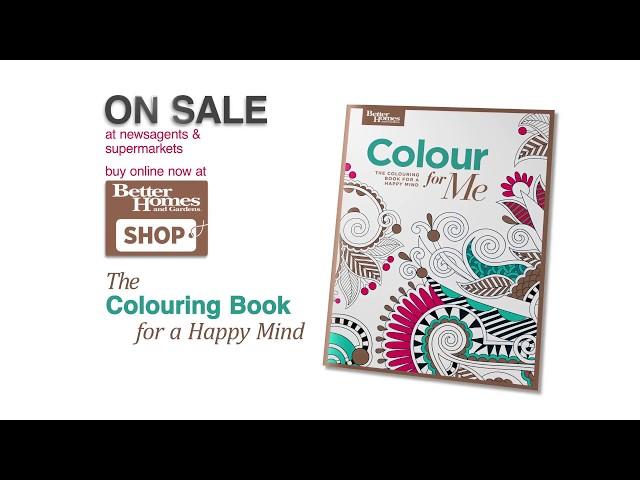 Colour for Me - Better Homes & Gardens TVC
