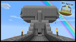 O Mob Spawner mais Bonito que ja Fiz!! - Minecraft Skyfactory 11