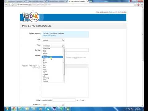 Form Filling Jobs Demo Videos
