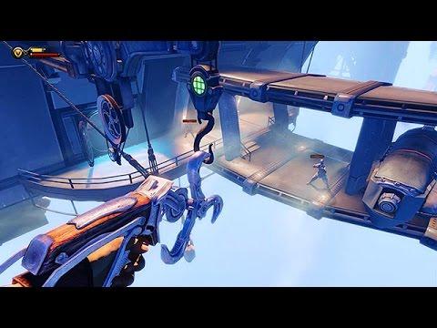 Let's Play: BioShock Infinite Part 3 - Most Violent Kill Ever! [1080p 60fps]