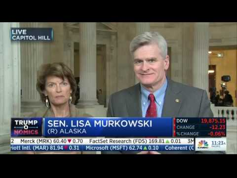 Senators Murkowski (R-AK) and Cassidy (R-LA) on Improving Process for Repealing-Replacing ACA