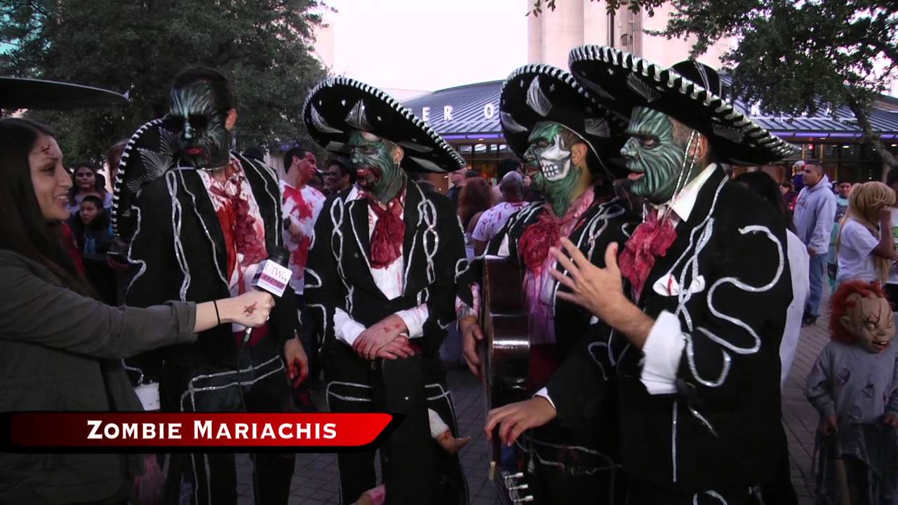 Beer Festival and Zombies take over San Antonio this weekend