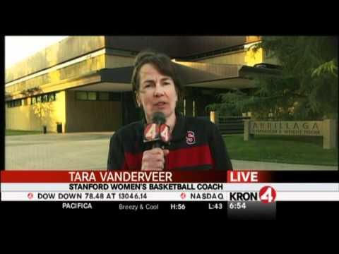Gary Radnich interviews Tara Vanderveer