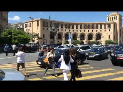 Yerevan, 19.05.15, Video-1, Deghatan, Sarksyan, Republic Square