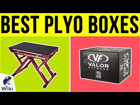 10 Best Plyo Boxes 2019