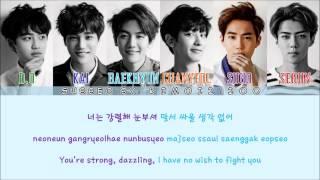 EXO-K - Transformer [Hangul/Romanization/English] Color & Picture Coded HD