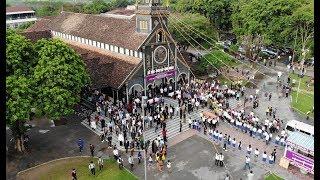 Thánh Lễ An Táng Cha Phaolô Nguyễn Văn Oanh (Oanh Sông Lam)  31/05/2019 - Gp Kon Tum