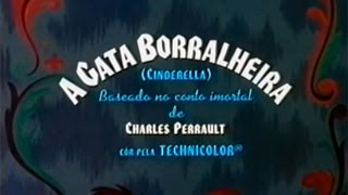 Cinderela (Walt Disney) - Abertura