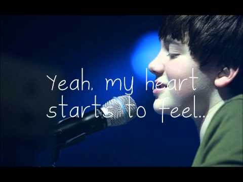 Heart Like Stone  Greyson Chance STUDIO VERSION  LYRICS ON SCREEN ♥