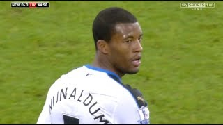 The Match That Made Liverpool Buy Gini Wijnaldum