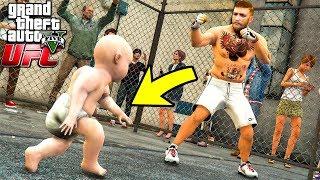 РЕБЕНОК ПРОТИВ КОНОРА МАКГРЕГОРА БОИ БЕЗ ПРАВИЛ UFC ГТА 5 МОДЫ! ОБЗОР МОДА В GTA 5! ИГРЫ ВИДЕО MODS / Видео