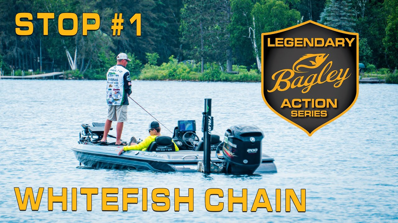 Legendary Action Series – Classic Bass Stop #1 (Whitefish Chain)