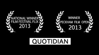 Quotidian (scurt metraj studentesc/ student short fim)
